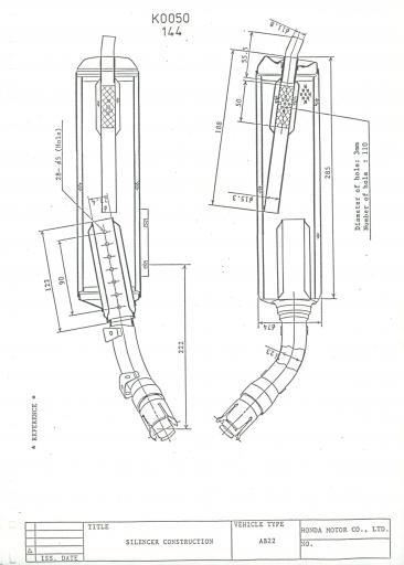 RDW keuringsverslagen Honda AB22 (Geen Datum) (Geen Dossiernr) (Geen B Nummer)